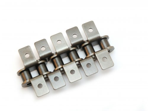ANSI Standard Roller Chain With Attachments