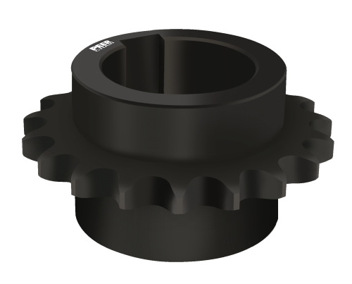 Type C Hub Sprocket