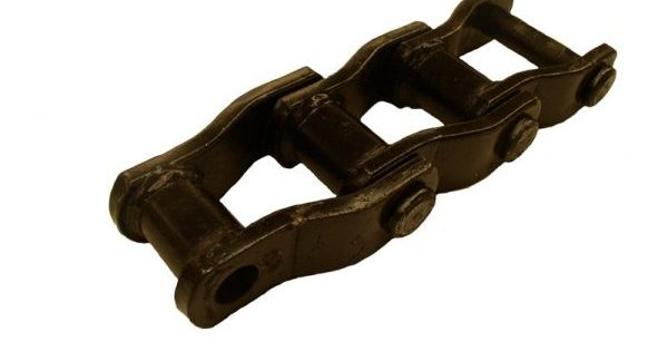 10FT Heat Treated for Increased Durability Pins Riveted Brand New! WR82 Welded Steel Mill Chain