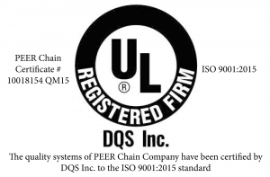 PEER Chain is Highly Certified